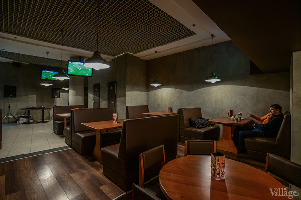 Новое место (Киев): Чураско-бар Pivbar Beer & Beef. Зображення № 4.
