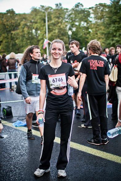 Бег с ними: В Москве прошел марафон Run Moscow. Изображение № 27.
