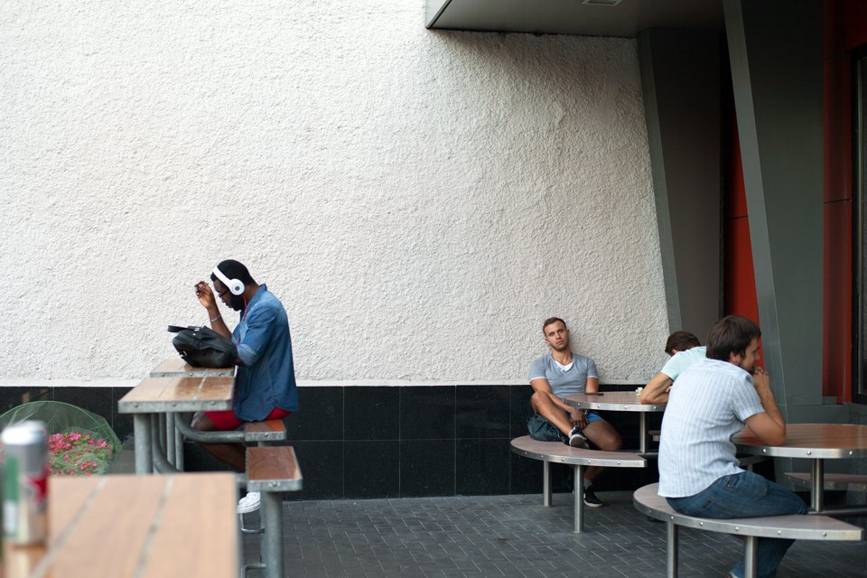 Закрытый «Макдоналдс» наПушкинской. Изображение № 9.