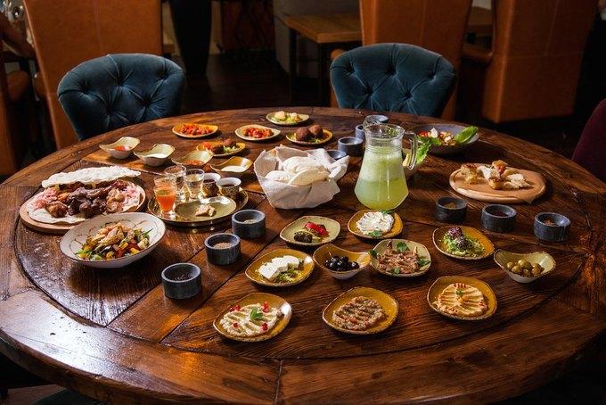 В центре Москвы открылся ресторан ливанской кухни «Mr. Ливанец» . Изображение № 1.