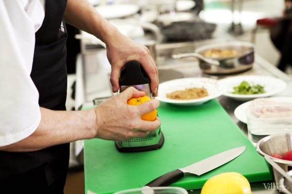 Omnivore Food Festival: Андрей Рывкин готовит карри из петуха на монастырском квасе. Изображение № 8.
