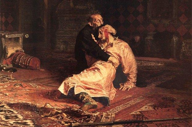 Православные историки просят убрать картину Репина из Третьяковки. Изображение № 1.