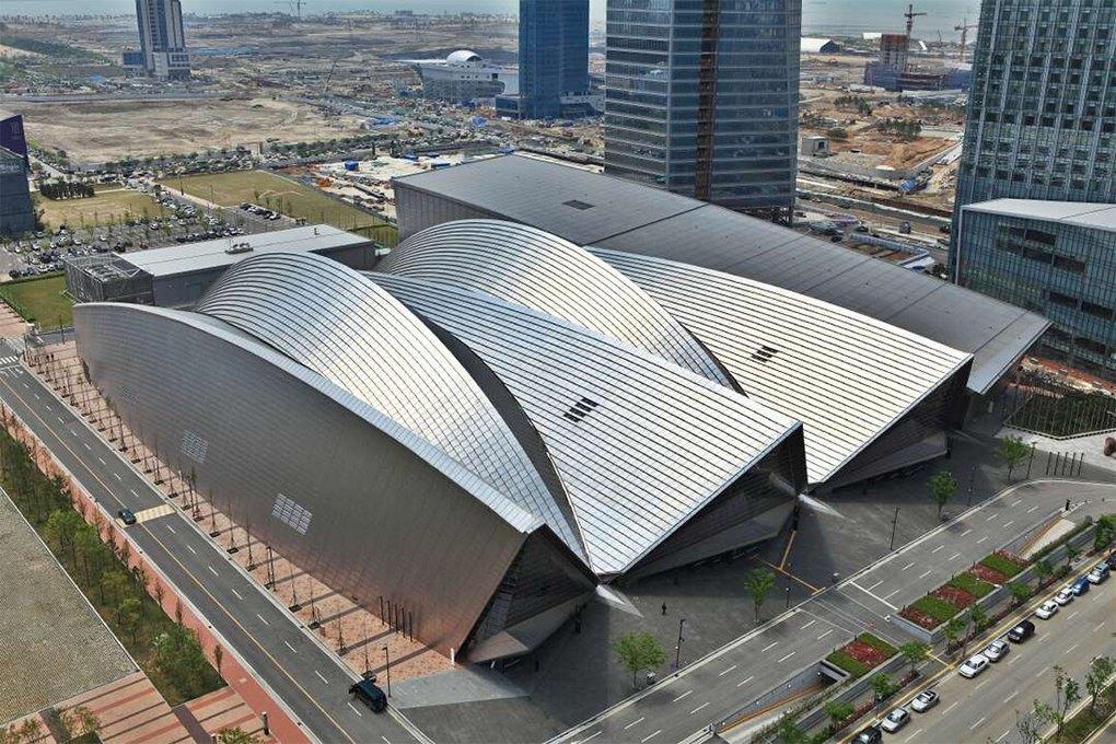 Hopes Tech: 10 самых впечатляющих строек XXI века. Изображение № 23.