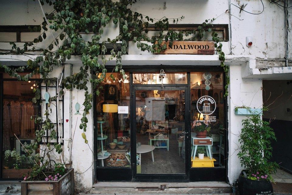 Флорентин, квартал баров ивечеринок в Тель-Авиве. Изображение № 15.