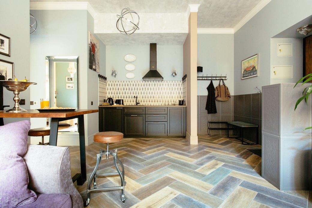 Двухкомнатные апартаменты для сдачи варенду рядом с отелем W (Петербург). Изображение № 5.