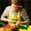 Время есть: Репортаж с мастер-класса Айзека Корреа на редакционной кухне журнала «ХлебСоль». Изображение № 11.