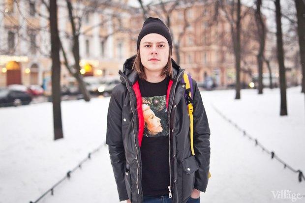 Внешний вид: Андрей Кравцов, основатель марки SH'U. Изображение № 10.