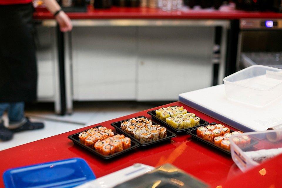 Суши-бар Buba bySumosan. Изображение № 6.