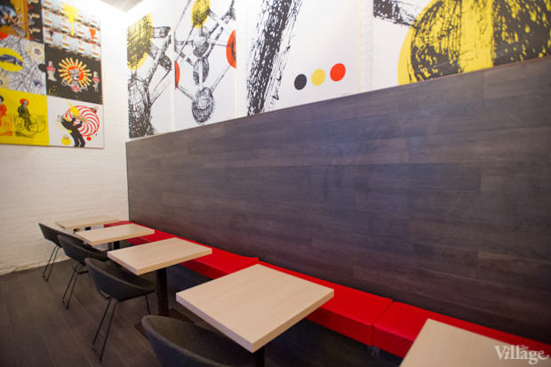 Новое место (Киев): Ресторан Belgianartzone. Изображение №16.