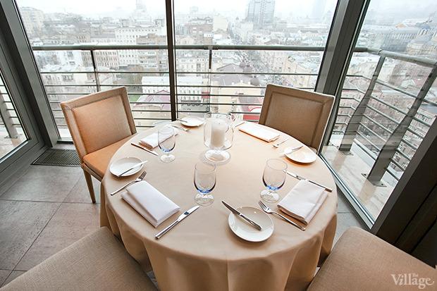 Новое место (Киев): Панорамный ресторан Matisse. Изображение № 8.