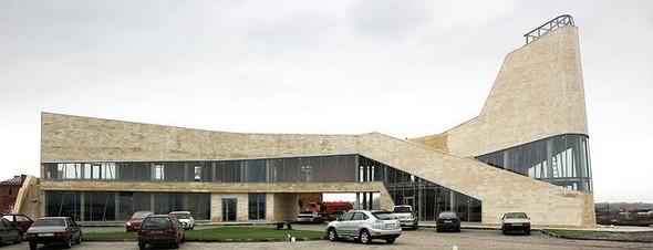 Номинация «Архитектурная концепция года» — поселок «Старочеркасская ривьера» . Изображение № 10.