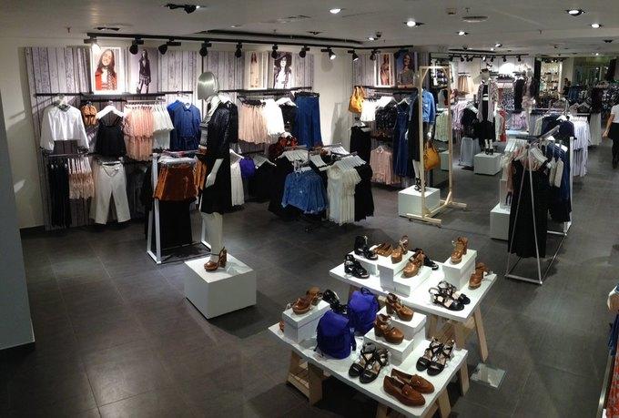В торговом центре «Охотный Ряд» открылся магазин Topshop. Изображение № 3.