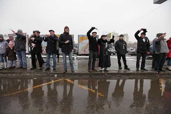 Близкое окружение: Участники акции «Белый круг» о проблемах Москвы. Изображение № 21.