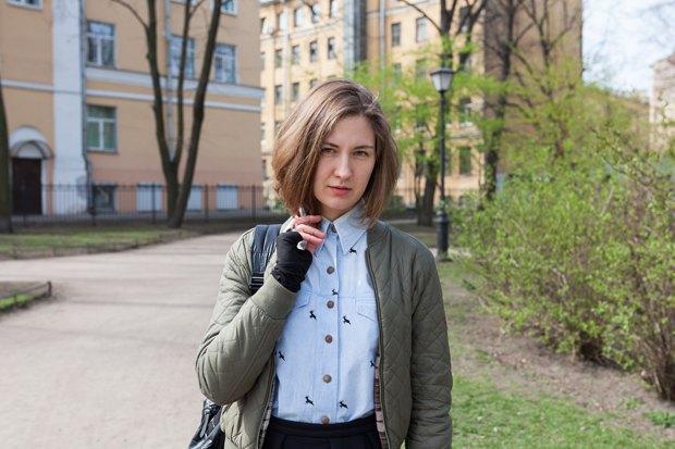 Марина Колбакова, совладелица магазина одежды «Мыльная Белка». Изображение № 9.