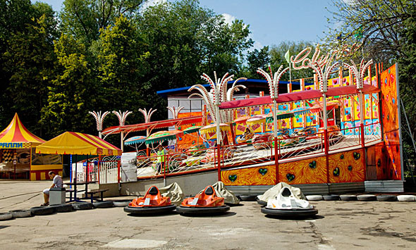 Карусель-карусель: 6 московских парков аттракционов. Изображение № 18.