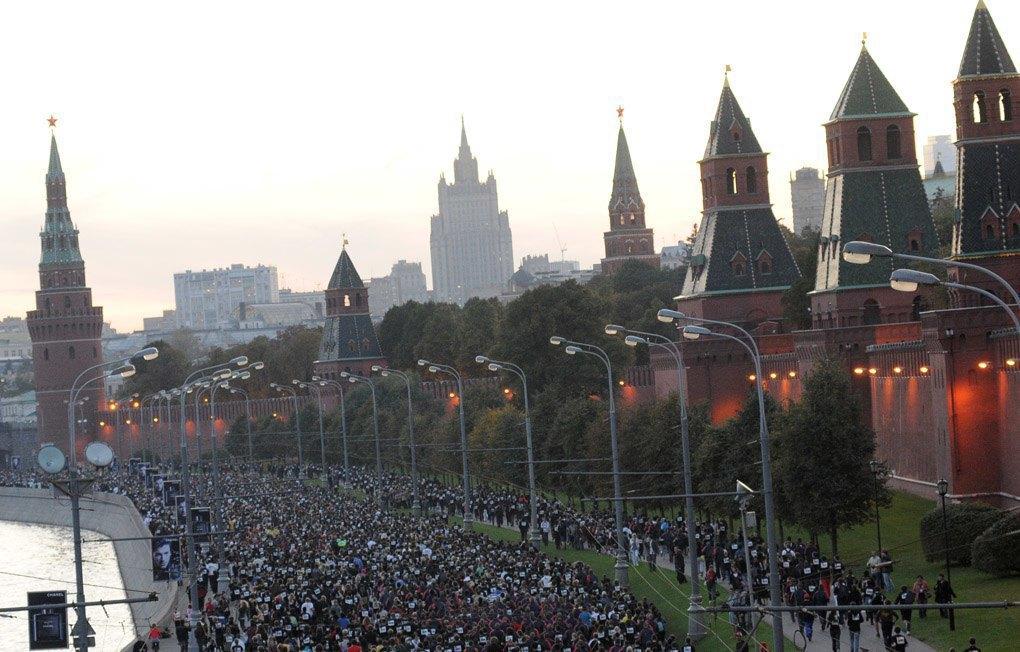 We Run Moscow 2010. Изображение № 7.