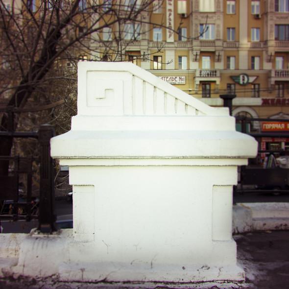В зоне риска: Тверской путепровод. Изображение № 11.
