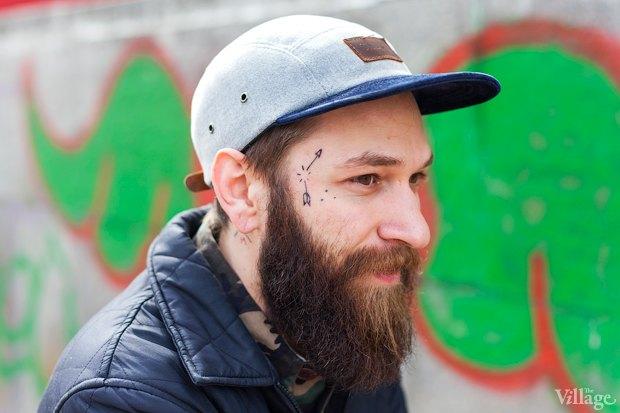 Внешний вид (Киев): Андрей Никольник, тату-мастер. Изображение № 3.