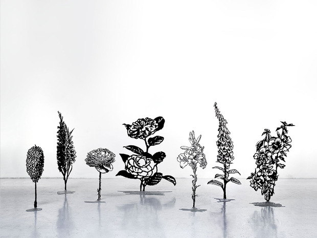 Гид по Большому скульптурному салону — 2012  . Зображення № 9.