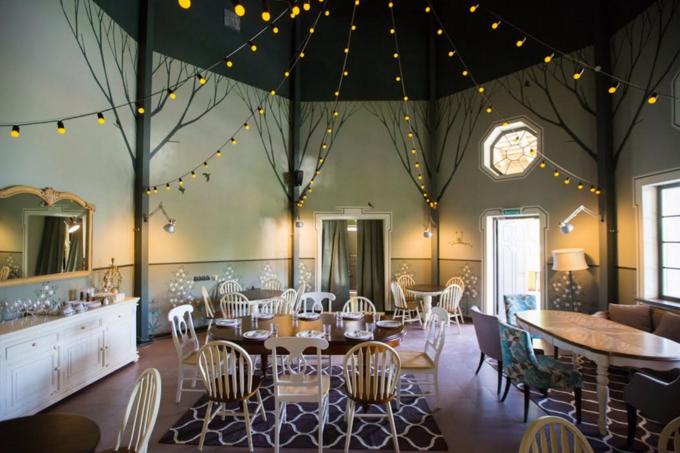 На ВДНХ открылись 11 новых кафе и ресторанов . Изображение № 3.