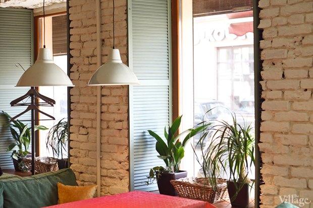 Новое место: Второе вегетарианское кафе «Рада и К». Изображение № 2.