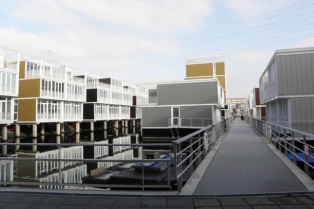 Идеи для города: Плавучие дома вАмстердаме. Изображение № 10.