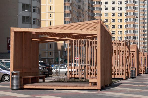 Изображение 4. Архиwood: 7 деревянных зданий в Москве и Московской области.. Изображение №3.