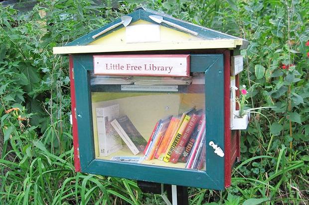 В «Сокольниках» появятся библиотеки- «скворечники». Изображение № 2.