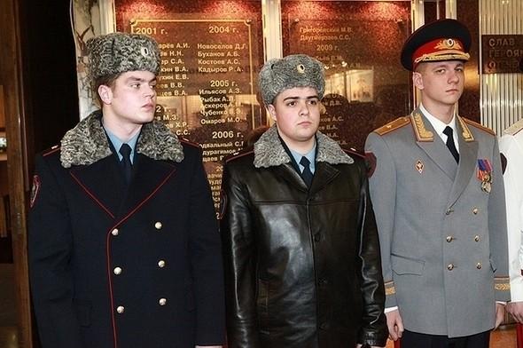 Изображение 1. В Москве представили новую форму полицейских.. Изображение № 1.