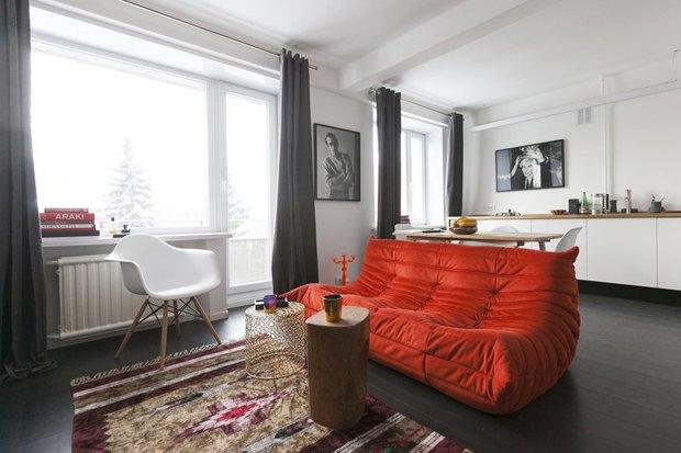 Как обустроить однокомнатную квартиру. Изображение № 7.
