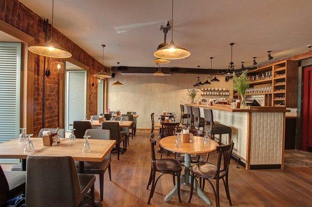 У«Спортивной» открылся ресторан европейской кухни Tatin. Изображение № 1.