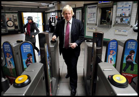 Клуб мэров: Борис Джонсон, Лондон. Изображение № 4.