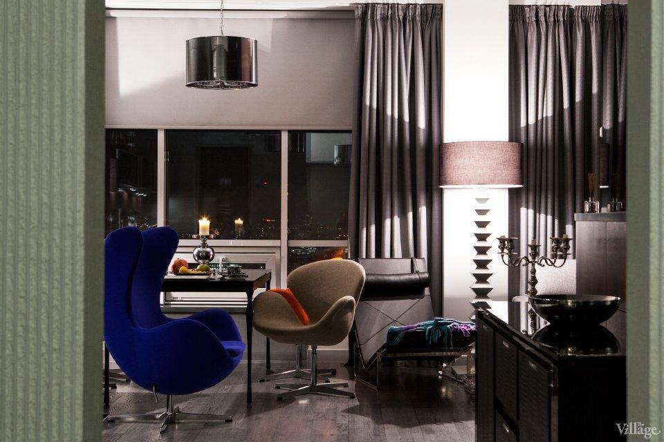 Избранное: 9 дизайнерских квартир . Изображение №6.