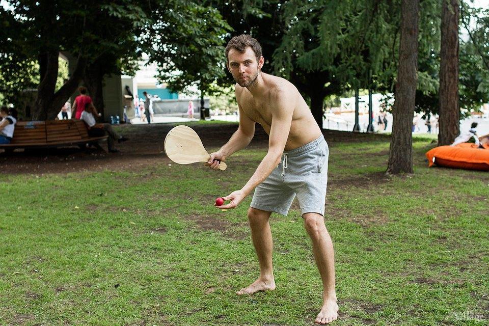 Люди в городе: Играющие в парках. Изображение № 2.