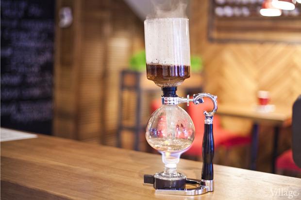 Нетрадиционный метод заваривания кофе — кофе в сифоне. Изображение № 41.