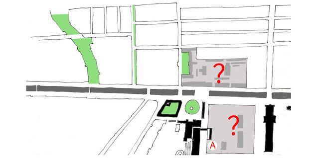 Перестройка: 4 проекта преобразования территории вокруг Балтийского вокзала. Изображение № 39.