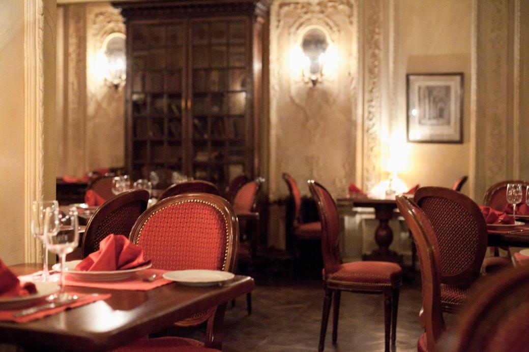 """«В """"Пушкинъ"""" ночью — это как на праздник»: Где можно поесть в Москве после полуночи. Изображение № 14."""