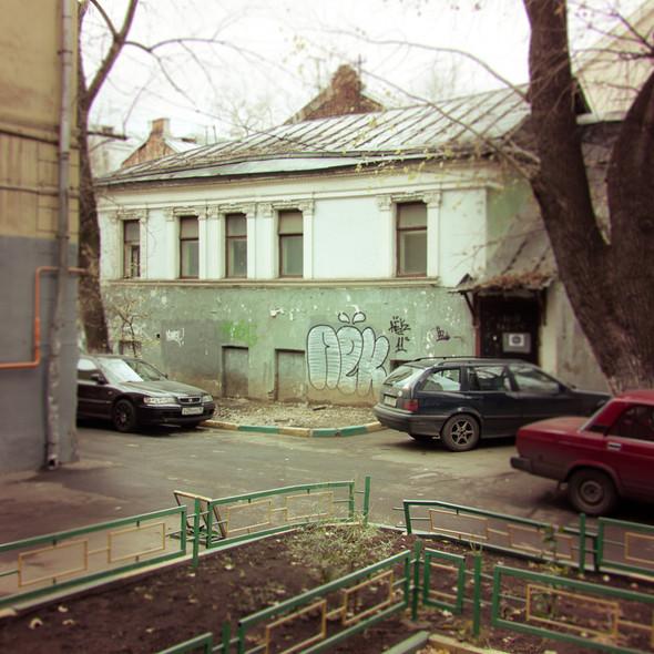 В зоне риска: Дом с кариатидами в Печатниковом переулке. Изображение № 14.