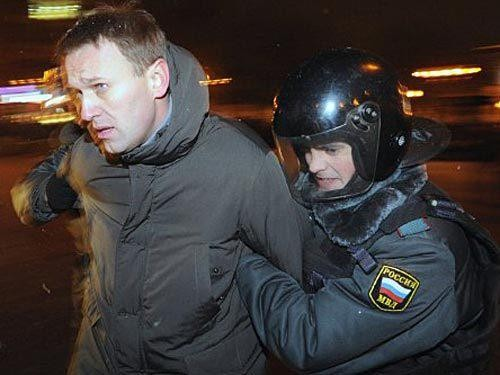 Онлайн-трансляция: Митинги в Москве и Петербурге. Изображение № 5.
