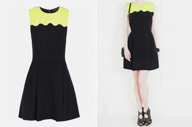 Где купить маленькое чёрное платье: 9вариантов от 2до 22тысяч рублей. Изображение № 9.