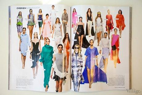 Вышел первый номер журнала «Vogue Украина». Зображення № 2.