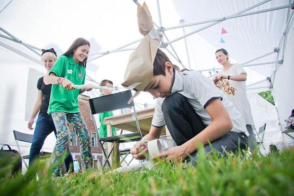 Лето в «Новой Голландии»: Резиденты о своих проектах. Изображение № 28.
