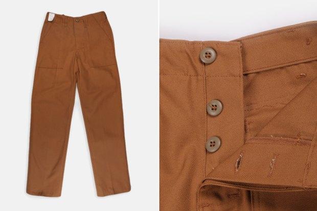 7 пар светлых мужских брюк. Изображение № 7.