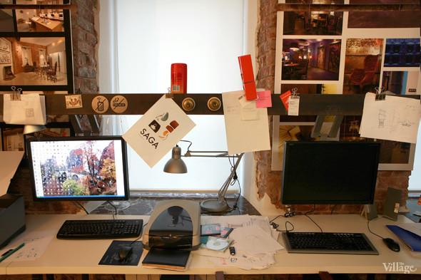 Офис недели (Петербург): Архитектурная студия Вячеслава Гедуева. Изображение № 10.