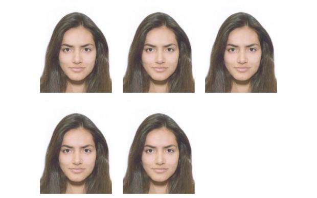 Эксперимент The Village: Как фотографируют на паспорт. Изображение №16.