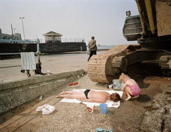 ©Martin Parr. From the series The Last Resort: Photographs of New Brighton. 1983-1985. Courtesy of Martin Parr / Magnum Photos. Изображение № 3.