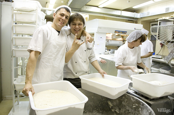 Фоторепортаж с кухни: Как пекут хлеб в «Волконском». Изображение № 6.