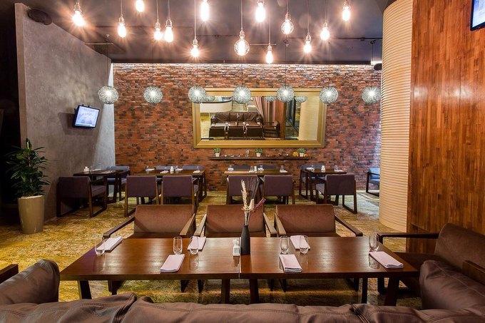 На Малой Охте открылся ресторан Bon Cafe . Изображение № 2.
