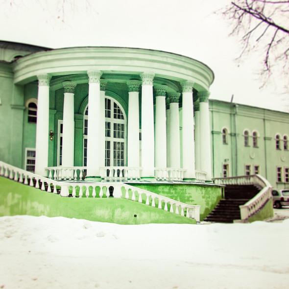В зоне риска: Зелёный театр на ВВЦ. Изображение № 15.