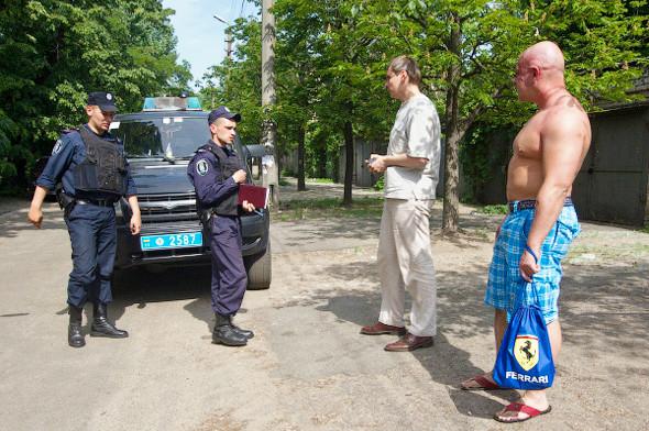 Бей парад: В Киеве сорвали шествие геев и лесбиянок. Зображення № 13.